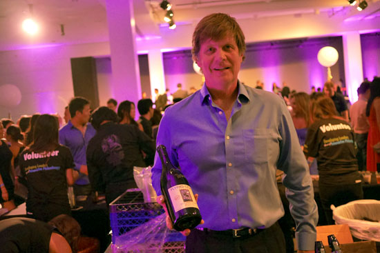 Norm Yost of Flying Goat Cellars