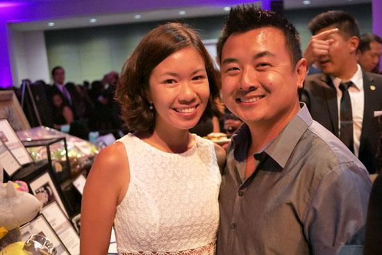 Elizabeth Yang, Phil Cheng