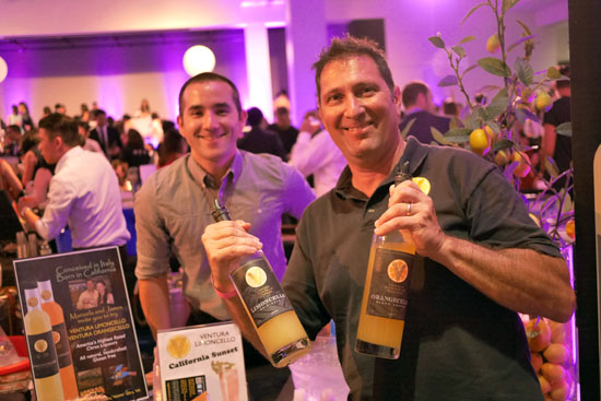 James Carling of Ventura Limoncello