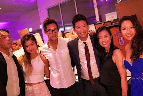 Dan Matthews, Phil Yu, Yulree Chun