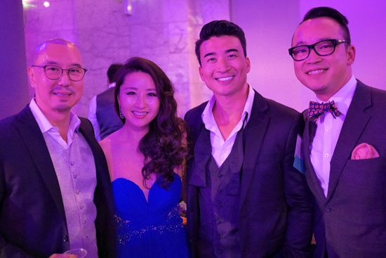 Kerry Moy, Yulree Chun, John Wirfs