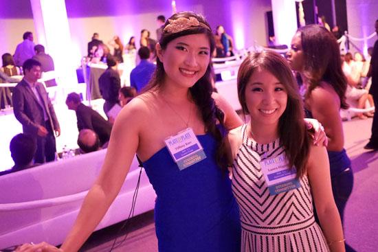Tiffany Kuo, Laura Higashi