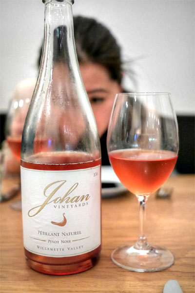 Johan, Pinot Noir, Petillant Naturel 2014 (Willamette Valley, OR)