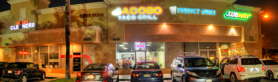 Adobo Taco Grill Exterior