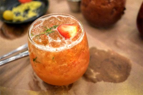 Tequila + Kumquat + Citrus