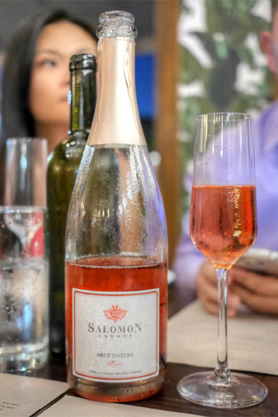 Salomon Undhof Sekt Ultra Brut Rose NV, Krems, Austria