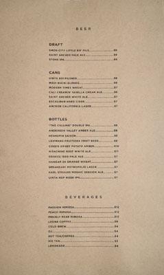 Leona Beer List
