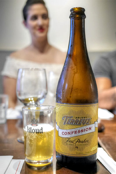 2015 The Bruery Terreux Confession