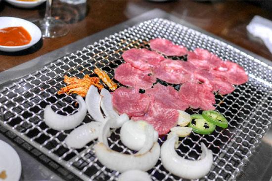 Woo Seol: On Grill