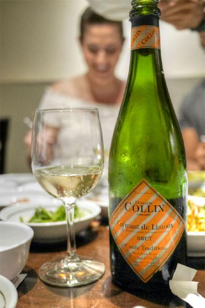 NV Domaine Collin Crémant de Limoux Cuvée Tradition Brut