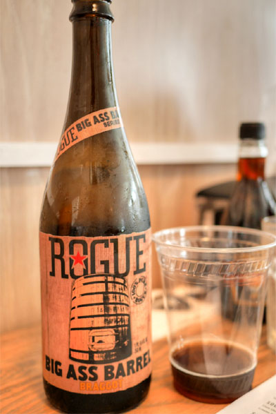 Rogue Big Ass Barrel Braggot