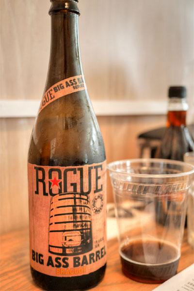 Rogue Big Ass Barrel Braggot