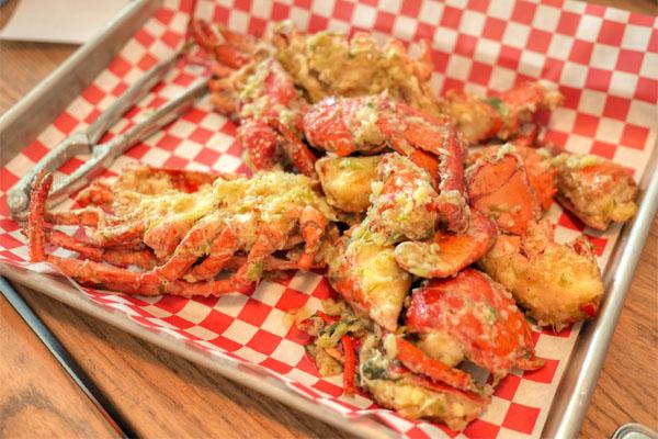 Lobster - Ginger Scallion (stir fry)