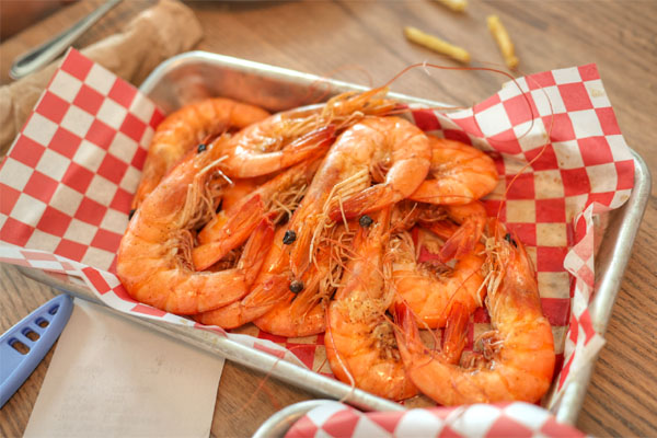 Whole Shrimp - Cajun (boiled)