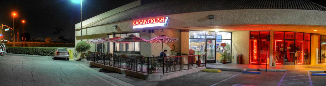 Kabab Crush Exterior