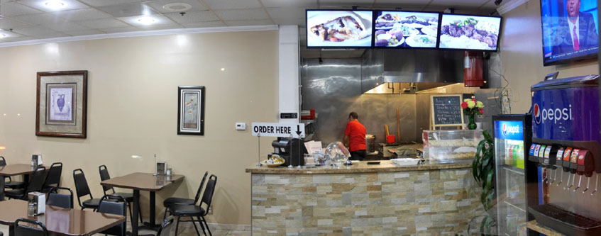 Kabab Crush Interior