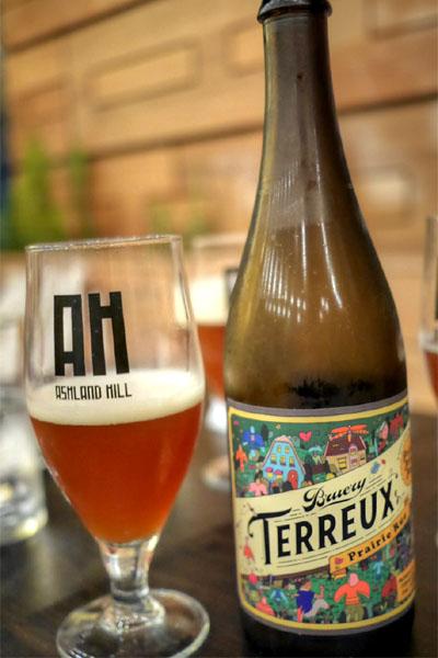 2015 The Bruery Terreux Prairie Rue
