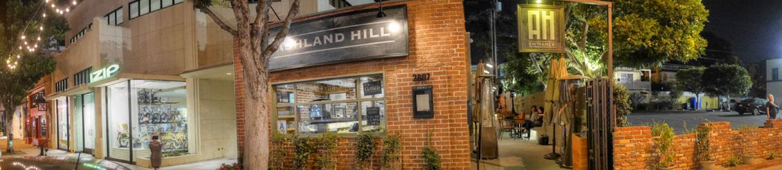 Ashland Hill Exterior