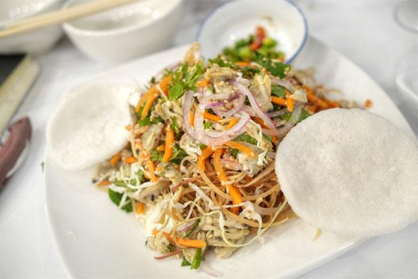 Goi Hen - Baby Clam Salad