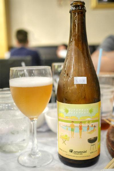 2015 Perennial Suburban Beverage