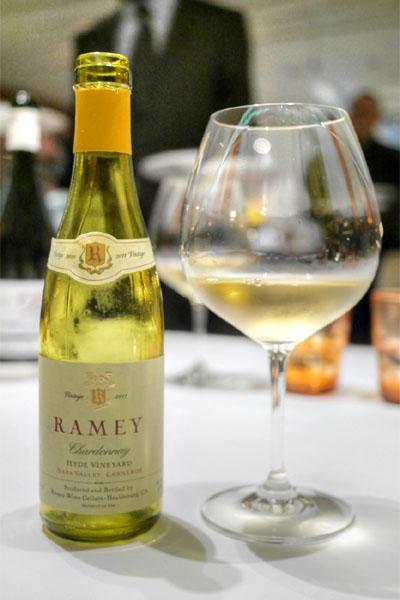 Ramey, Chardonnay, Napa Valley-Carneros, 2011