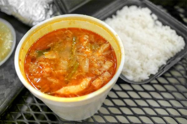 Mom's Kimchi Pork Stew