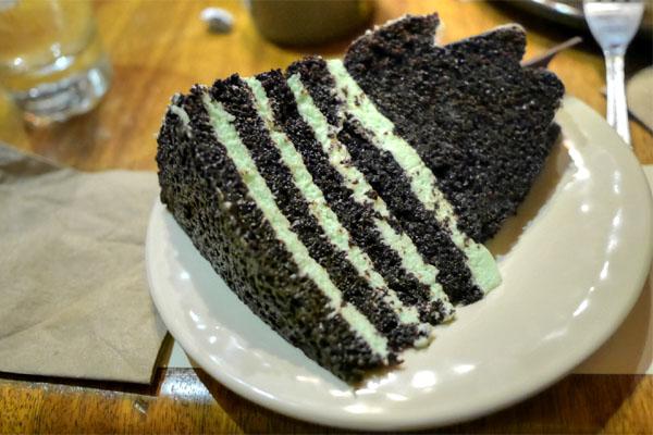 Sierra Mint Cake