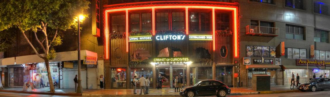 Clifton's Exterior