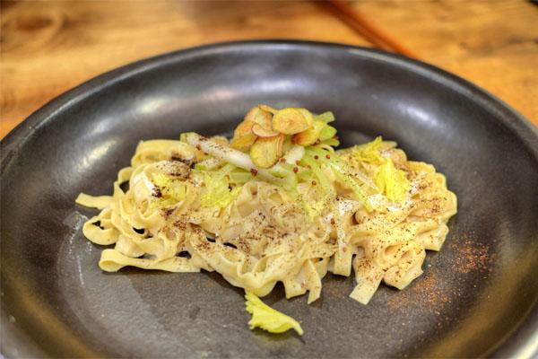 Celeriac (Handmade Pasta)