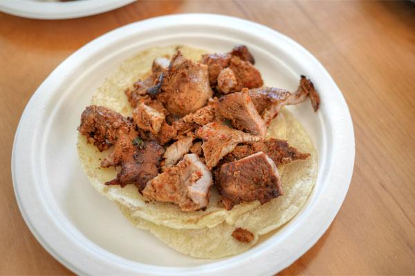 Tacos de Adobado