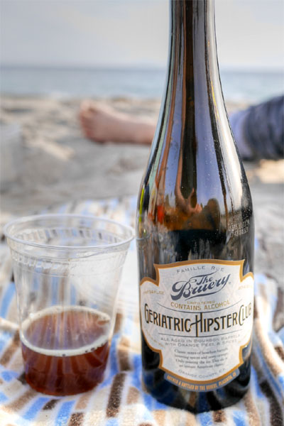 2014 The Bruery Geriatric Hipster Club