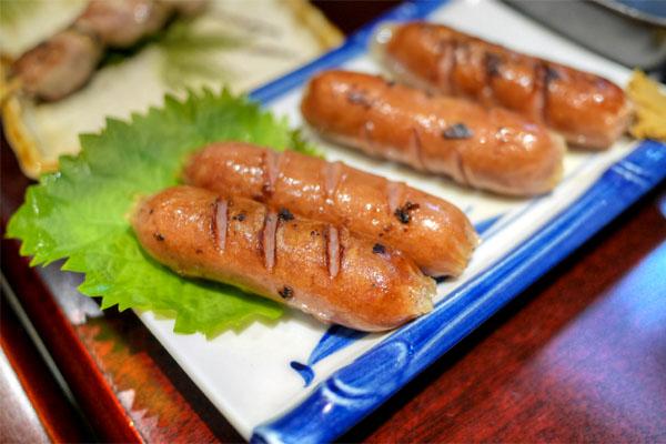 Sausage 4pc