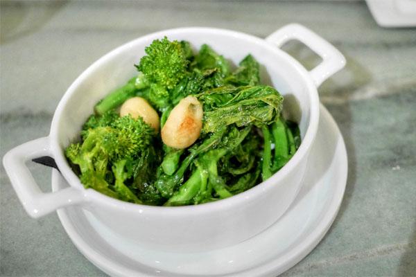 Sautéed Broccolini Rapini