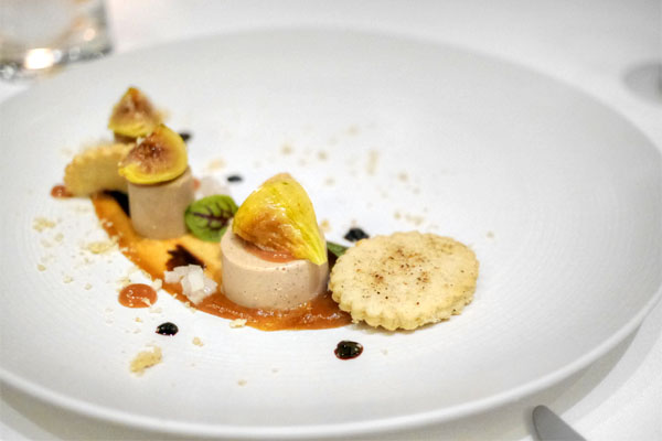 Chilled Foie Gras