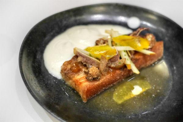 Grilled Cook's Pork Belly