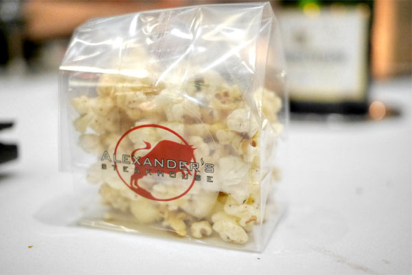 Brown Butter-Cinnamon-Sugar Popcorn