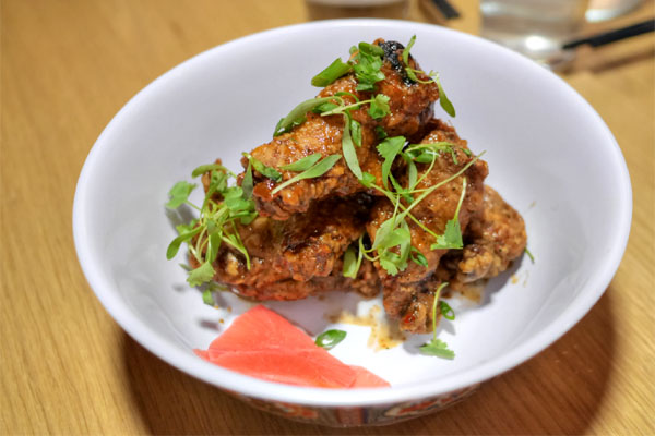 Double-Fried Tamarind Chicken Wings