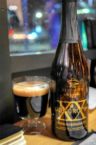 2015 AleSmith Reforged