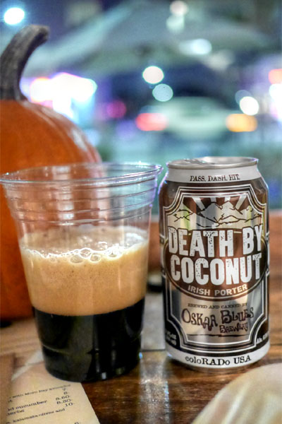 2015 Oskar Blues Death By Coconut