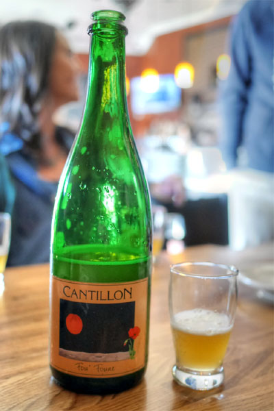 2015 Cantillon Fou' Foune