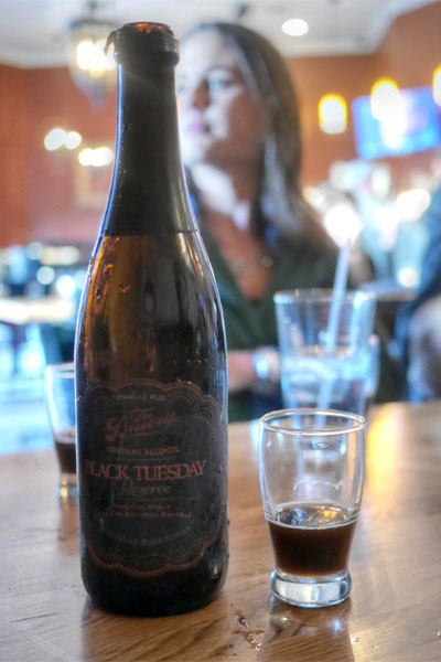 2015 The Bruery Black Tuesday Reserve