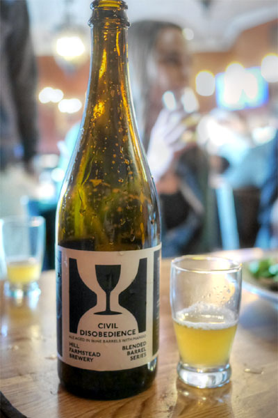 2015 Hill Farmstead Civil Disobedience #15