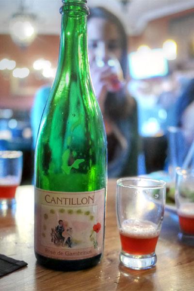 2015 Cantillon Rosé de Gambrinus
