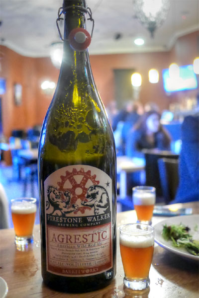 2015 Firestone Walker Agrestic