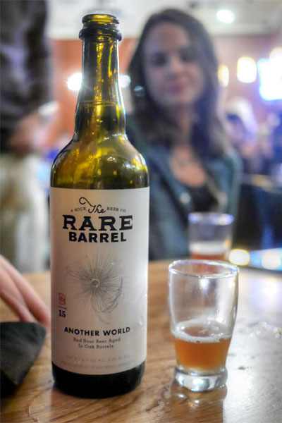 2015 The Rare Barrel Another World
