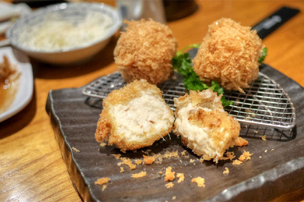 Crab Cream Croquet (3pc)