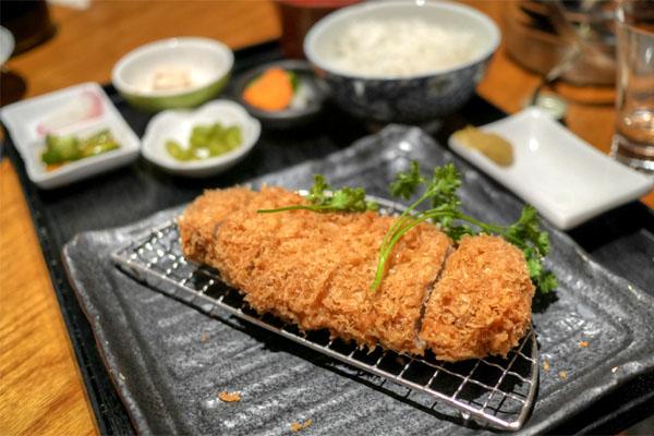 Premium Fillet Katsu Gozen