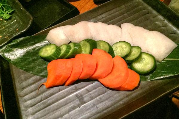 Oshinko Pickles