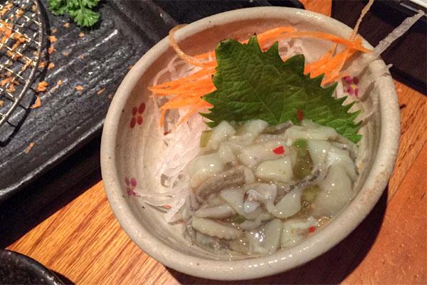 Octopus Wasabi