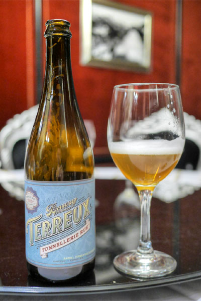2015 Bruery Terreux Tonnellerie Rue